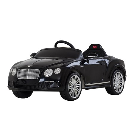 Электромобиль Rastar Bentley GTC Черный