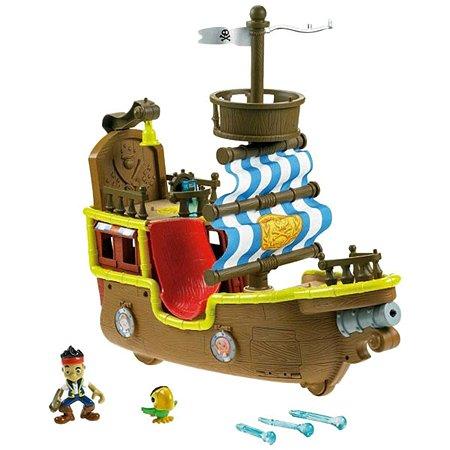 Пиратский Корабль Бакки Jake Neverland Pirates серия Джейк и Пираты Нетландии