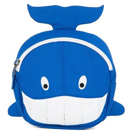 Рюкзак Affenzahn детский WILLI WAL осн цвет синий AFZ-FAS-001-015