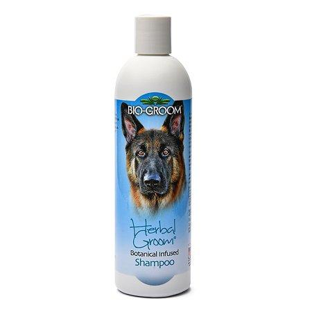 Шампунь для кошек и собак BIO-GROOM Herbal Groom Shampoo кондиционирующий на основе трав 355 мл