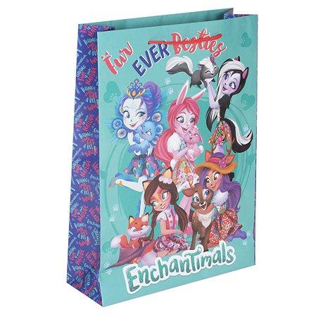 Пакет подарочный Росмэн Enchantimals 34983