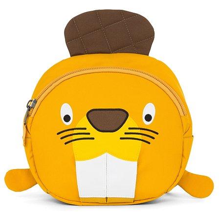 Рюкзак Affenzahn детский BEN BIBER осн цвет желтый AFZ-FAS-001-016