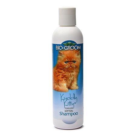 Шампунь для котят BIO-GROOM Kuddly Kitty Shampoo 237 мл 26008