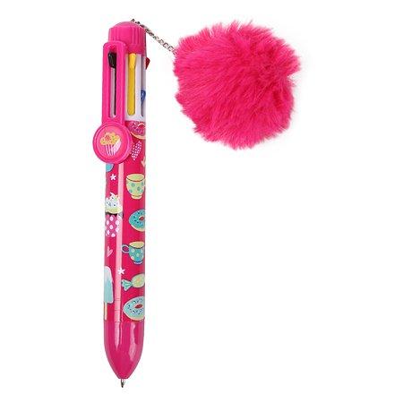 Ручка шариковая Johnshen 8цветов MF988888-5