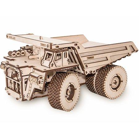 Конструктор Eco Wood Art (EWA) Belaz 75600 307элементов Ebz