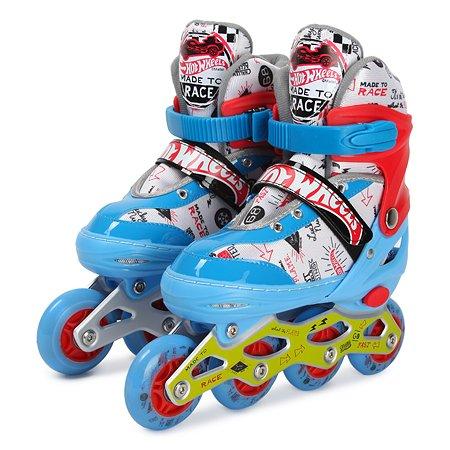 Коньки роликовые Kreiss Hot Wheels M Т20205