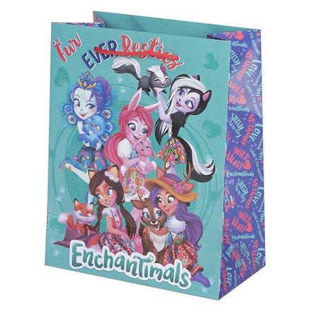 Пакет подарочный Росмэн Enchantimals 34982