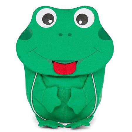 Рюкзак Affenzahn Finn Frog детский Зеленый AFZ-FAS-001-014