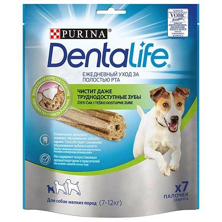 Лакомство для собак Dentalife Purina мелких пород 115г