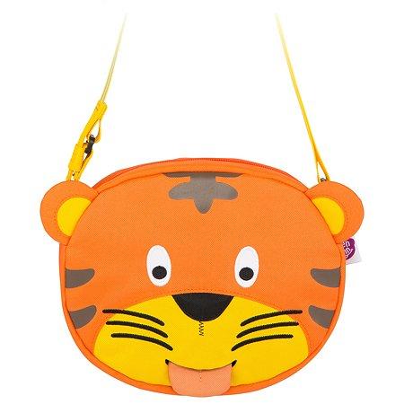 Сумка Affenzahn детская Timmy Tiger осн цвет оранжевый AFZ-FSB-001-001