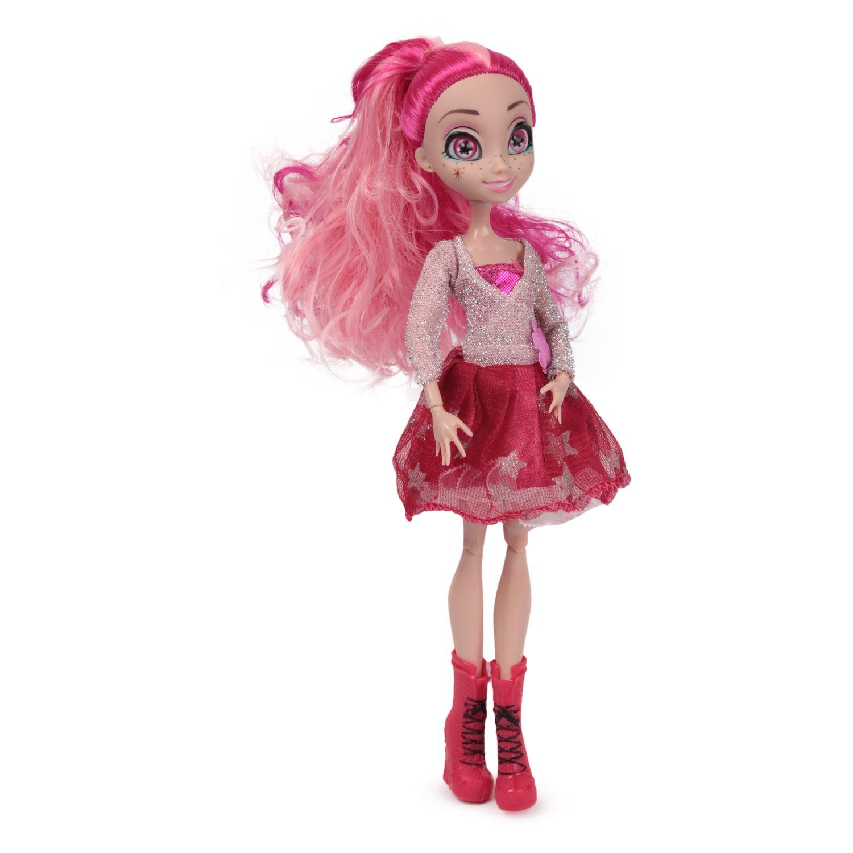 16b11893c01d9ff Кукла Demi Star в Красном платье OTN0024633R - купить в интернет ...