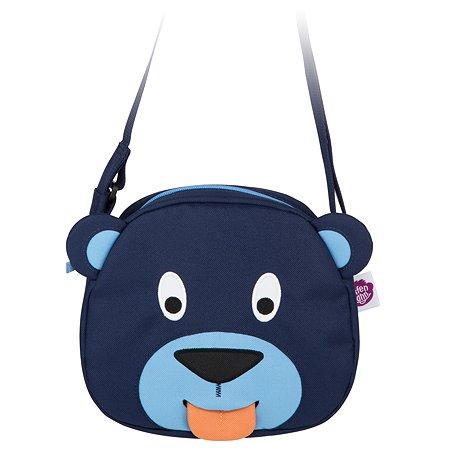 Сумка Affenzahn детская Bobo Bear осн цвет синий AFZ-FSB-001-003