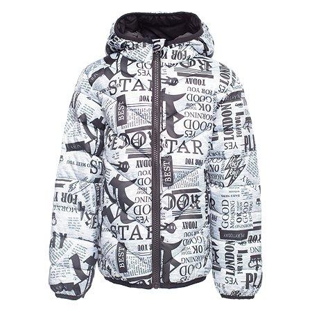 Куртка PlayToday серая