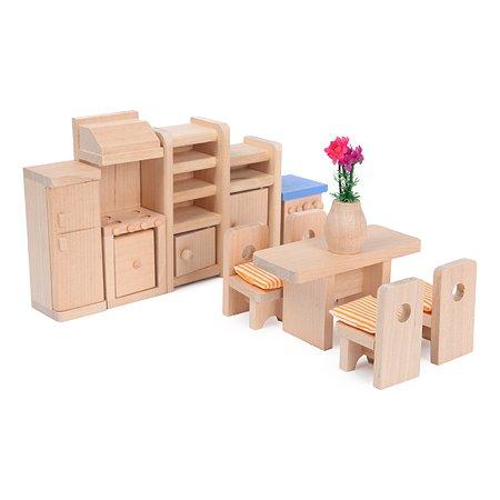 Набор мебели Demi Star Столовая 10 предметов OC-YD-CT001