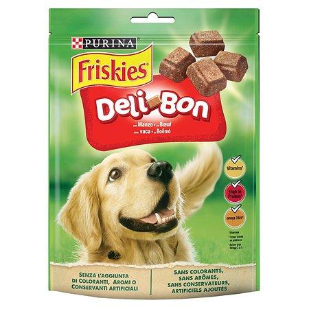 Лакомство для собак Friskies Delibon говядина 130г