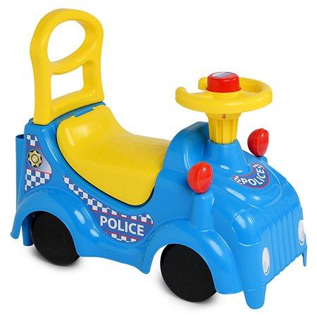 Каталка-автомобиль Zebratoys Полиция 15-5486