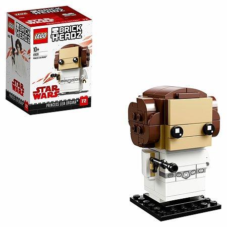 Конструктор LEGO BrickHeadz Принцесса Лея Органа 41628