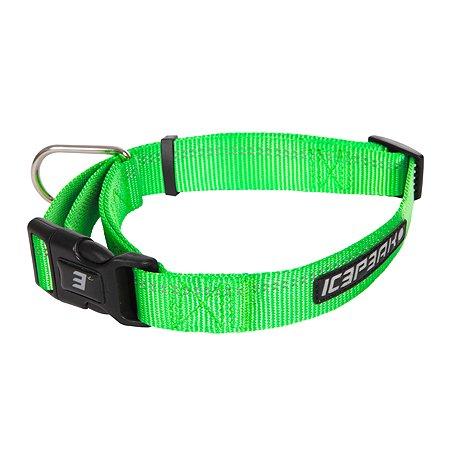 Ошейник для собак ICEPEAK PET L Зеленый 470100329B538L
