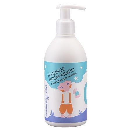 Крем-мыло жидкое Мир Детства с экстрактом оливы 300мл