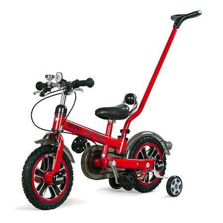 """Велосипед Rastar Mini Cooper 12"""" Красный"""