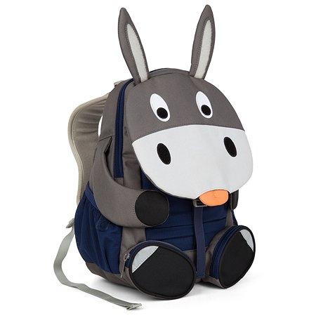 Рюкзак Affenzahn Don Donkey детский Серый AFZ-FAL-001-012