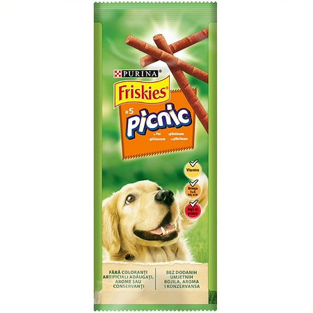 Лакомство для собак Friskies Picnic курица 42г