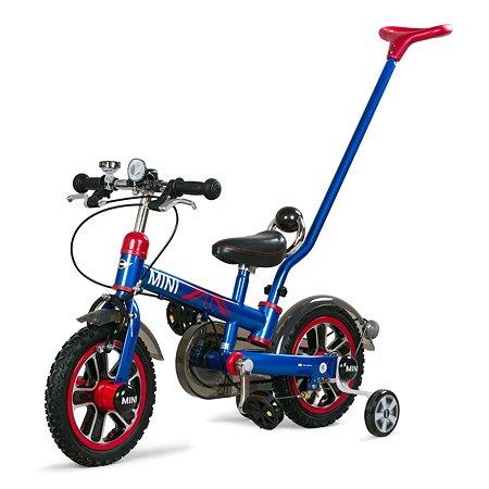 """Велосипед Rastar Mini Cooper 12"""" Синий"""
