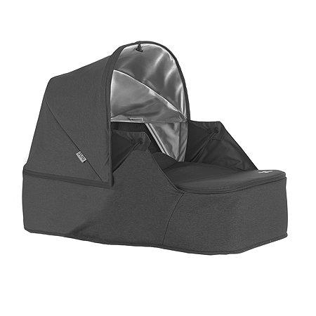 Люлька для новорожденного UPPAbaby Minu Серый меланж
