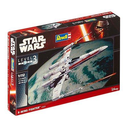 Модель для сборки Revell Звездные войны Истребитель X-Wing