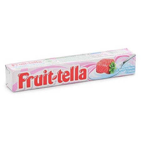 Жевательная конфета Фруттелла йогурт42.5/41г