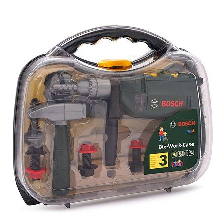 Набор инструментов Klein Bosch с дрелью в кейсе 8416