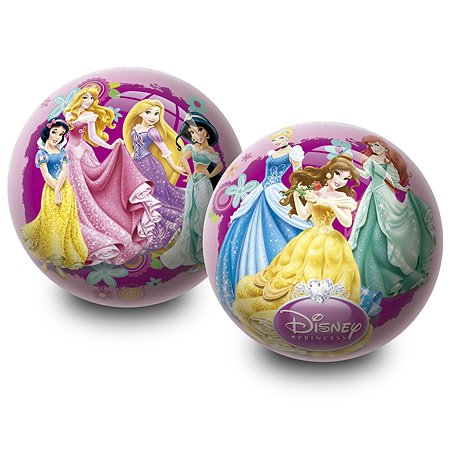 Мяч Unice Принцесса 23 см в ассортименте