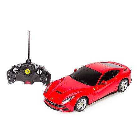 Машинка р/у Rastar Ferrari F12 1:18 красная