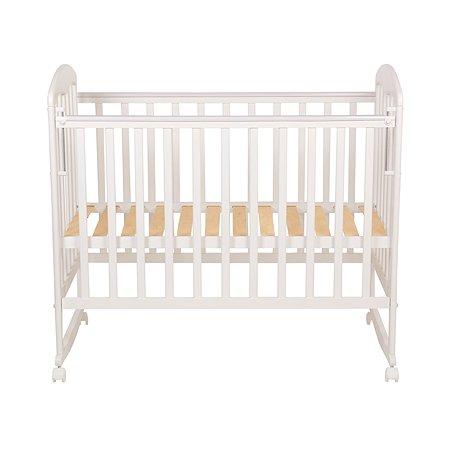 Кровать Фея 323 белый