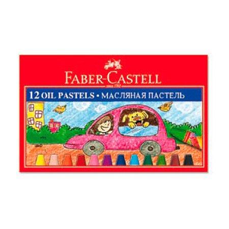 Мелки Пастель Faber Castell Faber-Castell 12 цветов