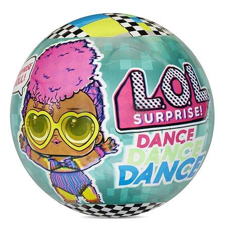 Кукла L.O.L. Surprise! Dance Tots в непрозрачной упаковке (Сюрприз) 117896EUC
