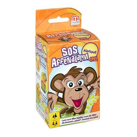 Настольная игра Mattel Обезьянка-акробат