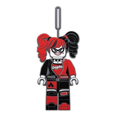 Бирка для багажа LEGO Movie Harley Quinn