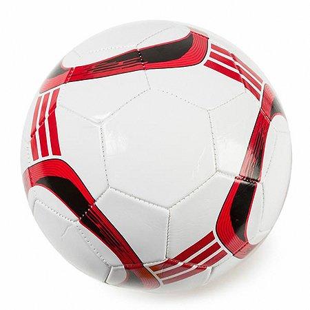 Мяч футбольный Kreiss с красными полосками