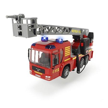 Пожарная машина Dickie MAN св зв вода 43 см