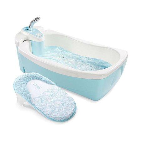 Детская ванна-джакузи с душем Summer Infant Lil' Luxuries Голубая