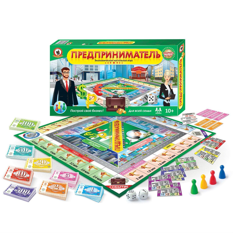 игра экономическая предприниматель