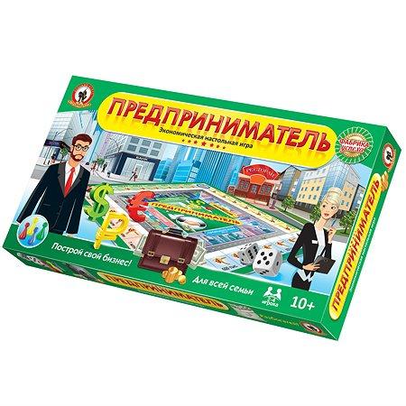 Игра экономическая Русский стиль Предприниматель