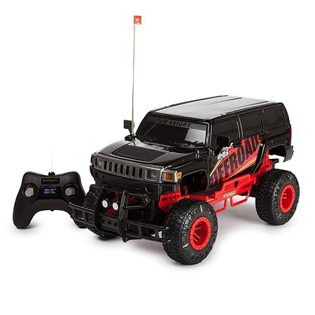 Машинка New Bright РУ Hummer Черный 1078