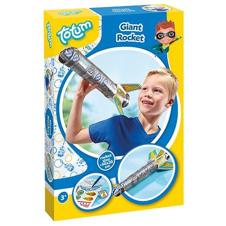 Набор для творчества TOTUM Гигантская ракета Giant Rocket