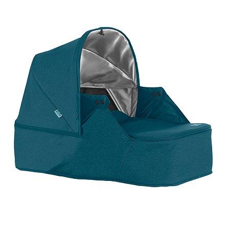 Люлька для новорожденного UPPAbaby Minu Голубая