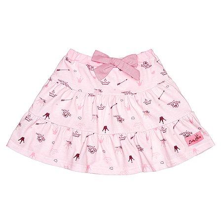 Юбка Lucky Child розовая