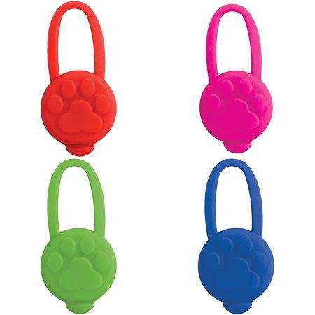 Брелок для собак Triol Лапка в ассортименте 11651003