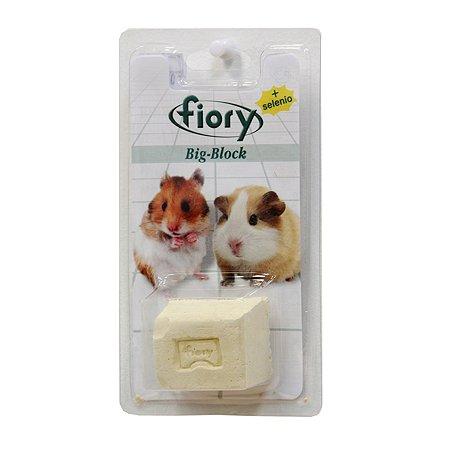 Био-камень для грызунов Fiory Big-Block с селеном 55г