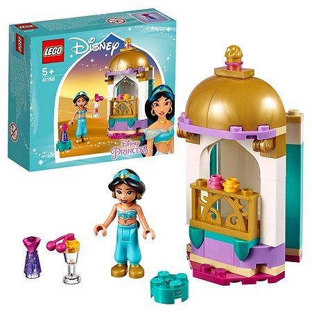 Конструктор LEGO Disney Princess Башенка Жасмин 41158